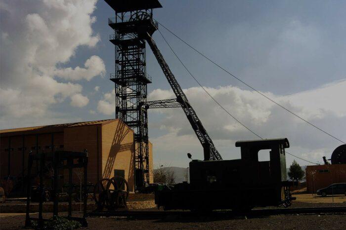 Minería del carbón en Puertollano
