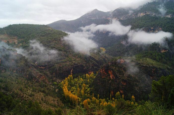 Bogarra: Sierra del Segura-Rio Mundo